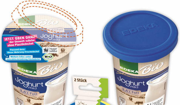 Packaging sostenible: del plástico de un solo uso a la silicona reutilizable en los supermercados