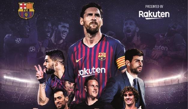 Así lucía el vestuario del Barça, tras la debacle de Liverpool