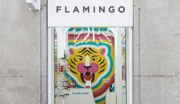 Flamingo abre su segunda tienda en Madrid
