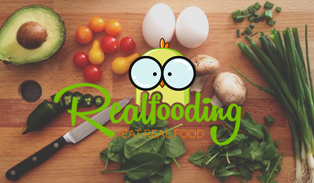realfooding app