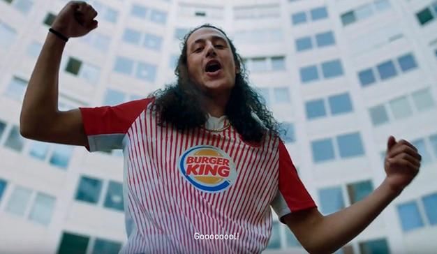 Burger King quiere que un humilde club inglés se convierta en el mejor equipo del mundo online