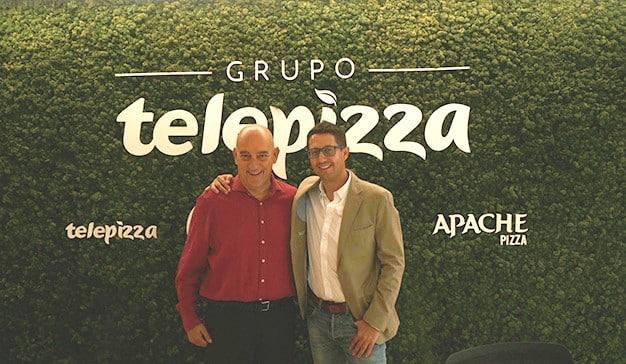 #Telepizza, compartiendo tiempo juntos desde hace 30 años