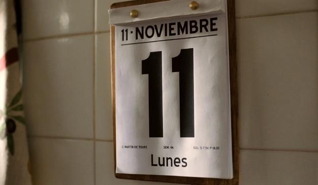 11/11 de la once