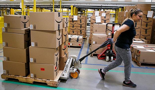 Amazon contratará a más de 4.600 nuevos empleados para hacer frente a la próxima campaña de Navidad
