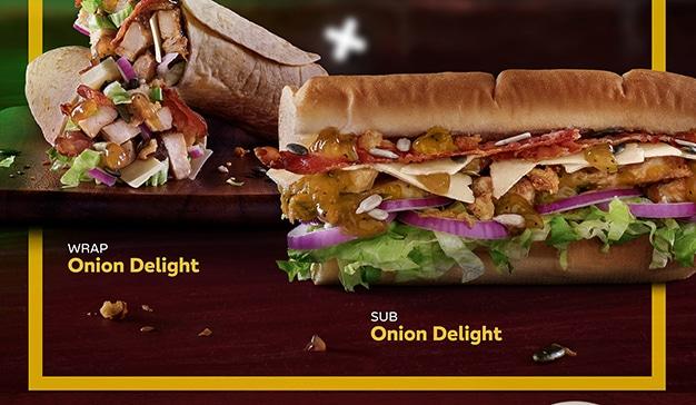 Campaña Navidad Subway