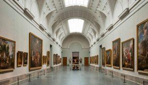 El Museo del Prado lidera los museos más populares en redes sociales de España