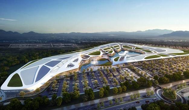 Open Sky centro comerciales