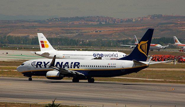 Ryanair e Iberia son las aerolíneas con más predominio en las redes sociales