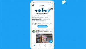 Twitter estrena Topic para que seguir conversaciones sea más fácil