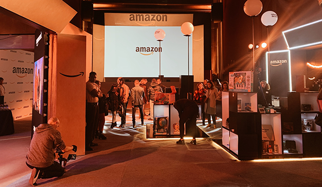 Amazon abre un pop-up en España dedicado al Black Friday
