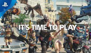 PlayStation 4 desata el caos en el mundo real con su nueva campaña