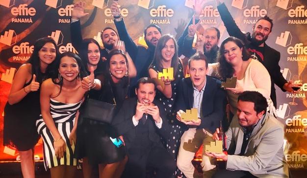 McCann Panamá vuelve a ser la agencia del año en Effie Panamá