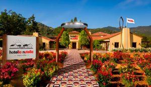 Nutella abrirá las puertas de un hotel temático para hacer de su estancia una delicia