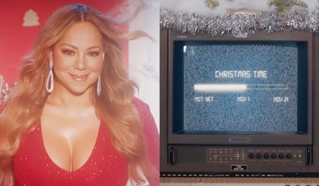 Mariah Carey y Spotify dan el pistoletazo de salida a la Navidad