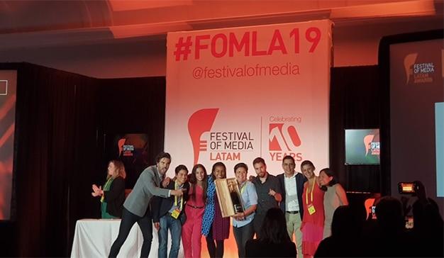 MediaCom México, agencia del año en el Festival of Media Latam