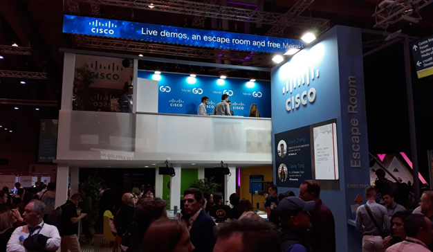 scape room live demos