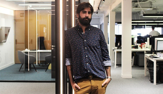 Seco Cuenca, nuevo Executive Creative Director de SrBurns