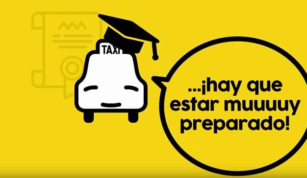 Federación Profesional del Taxi de Madrid presenta su campaña: 'El taxi de Madrid. El taxi que pides'