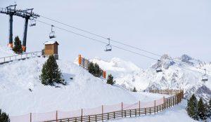 El otoño se tiñe de blanco y Carler y Panticosa adelantan la temporada para recibir a los amantes del esquí