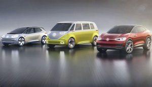 Volkswagen debe vender 150.000 coches 100% eléctricos en el año 2020