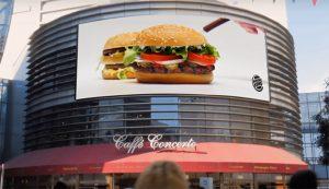 Burger King revela que detrás de cada Whopper en sus anuncios había un Big Mac escondido