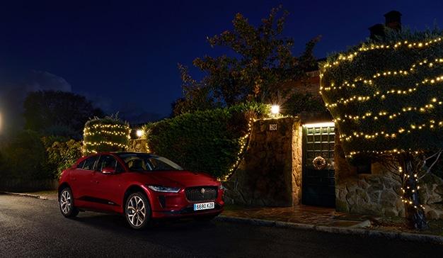 Jaguar campaña navidad