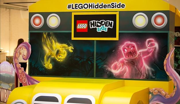 LEGO Hidden SideTM