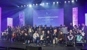 El programa de Canal Extremadura 'Escúchame!' entrega sus Premios 2019