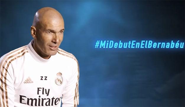 Zidane campaña Real Madrid