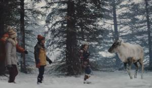 El que es quizás el mejor spot navideño del año le reconciliará con el niño que lleva dentro