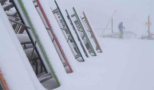 Desconectar en la nieve para volver a conectar en el trabajo