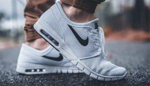 Nike se lanza al blockchain y patenta unas zapatillas con esta tecnología