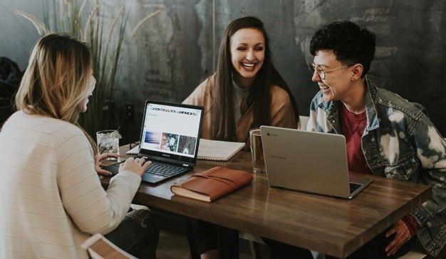 Trabajar de forma colaborativa y con un impacto social positivo, dos conceptos que se dan la mano