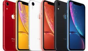 Apple consigue con el iPhone XR ser el modelo más vendido de 2019