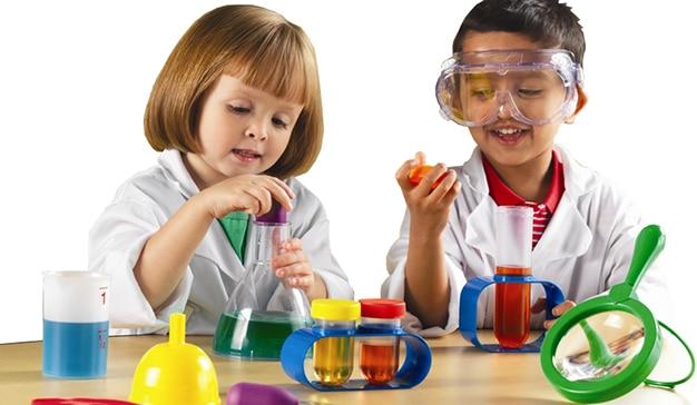 juguete de ciencia