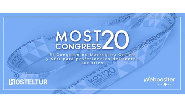 Benidorm acogerá #MostCongress20, el primer congreso nacional especializado en marketing digital para el sector turístico