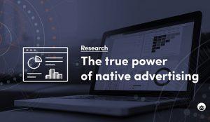 Los anuncios en sites premium generan más confianza que en redes sociales, según Outbrain