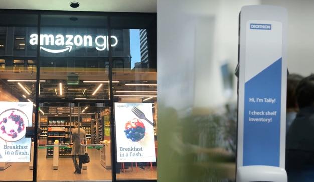 Amazon Go y Decathlon