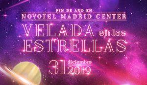 Novotel Madrid Center convierte su gala de fin de año en una velada en las estrellas