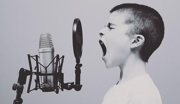 El valor de mercado depende en gran parte de la voz