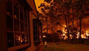 Airbnb ofrece alojamiento gratuito a todos los desplazados por los incendios en Australia