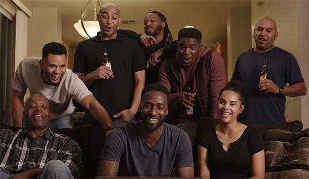 Así reaccionan los protagonistas del anuncio de Budweiser para la Super Bowl
