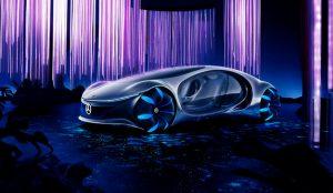 Los coches y la movilidad del futuro se dan cita en el CES 2020