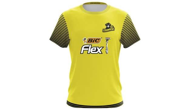 Camiseta BIC