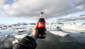 Coca-Cola cierra 2019 con fuertes ingresos gracias a las ventas y al aumento del precio