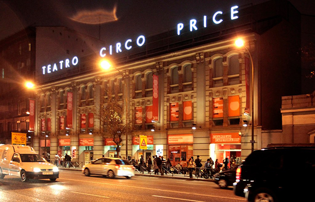 El Sol Teatro Circo Price