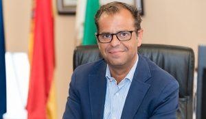 Juande Mellado, nuevo presidente de FORTA