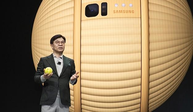 Samsung presenta la que será la