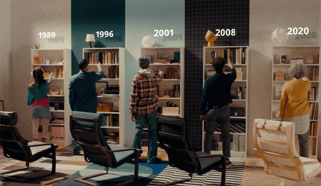 IKEA pone el foco en el propósito de marca en su última campaña