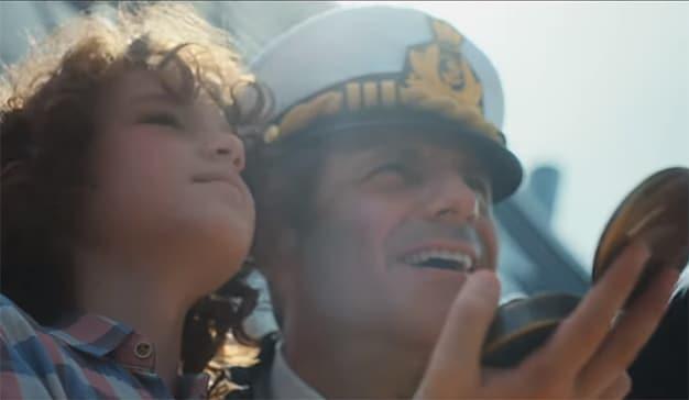 La nueva campaña de MSC Cruceros representa la unión de los sentimientos con el mar